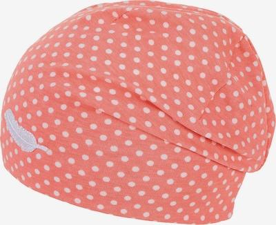 STERNTALER Cepure koraļļu / balts, Preces skats