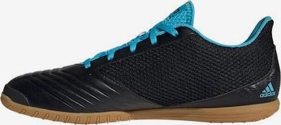 ADIDAS PERFORMANCE Fußballschuh 'Predator 19.4 IN Sala' in blau / schwarz, Produktansicht