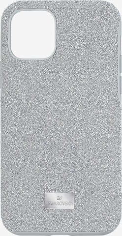 Swarovski Smartphonehülle 'iPhone 11 Pro' in Silber