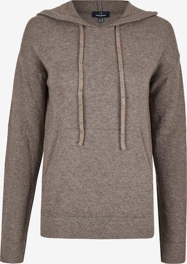 DANIEL HECHTER Sweatshirt in braunmeliert, Produktansicht