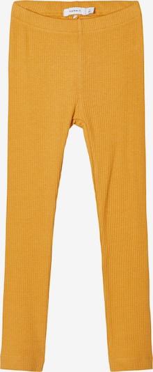 NAME IT Leggings en jaune, Vue avec produit