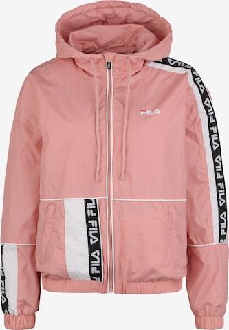 FILA Performance Jacket in Pink