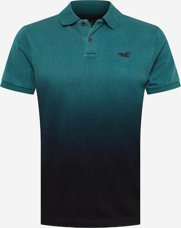 HOLLISTER Shirt in Blau