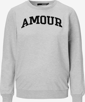 Supermom Sweatshirt in Grey