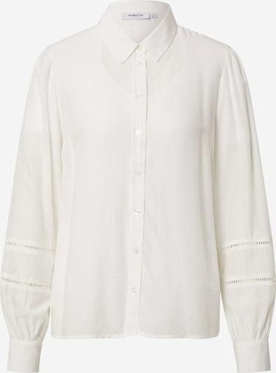 MOSS COPENHAGEN Blouse in de kleur Wit, Productweergave