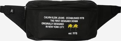 Calvin Klein Jeans Ľadvinka - žltá / čierna / biela, Produkt