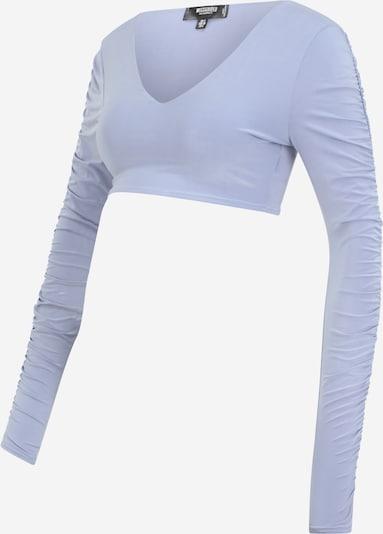 Missguided Maternity Shirt in hellblau, Produktansicht