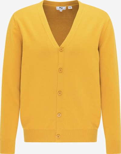 Mo ESSENTIALS Knit cardigan in yellow, Item view