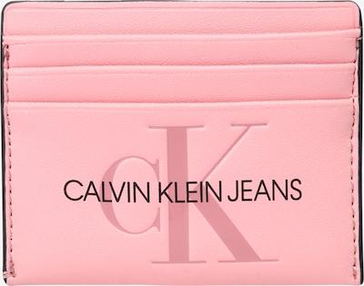 Calvin Klein Jeans Étui en rose clair / noir, Vue avec produit