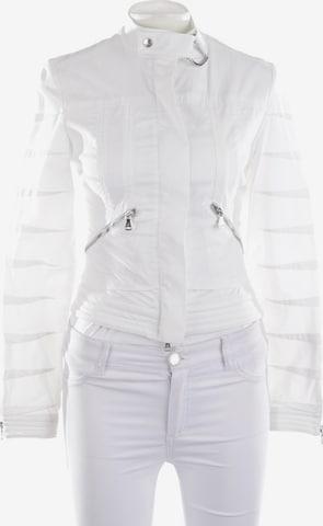 Gianfranco Ferré Jacket & Coat in XS in White