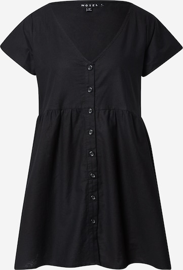 Motel Kleid 'DEIRA' in schwarz, Produktansicht