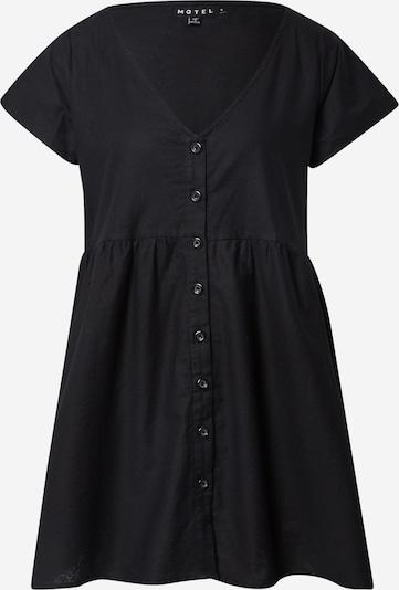 Motel Robe d'été 'DEIRA' en noir, Vue avec produit