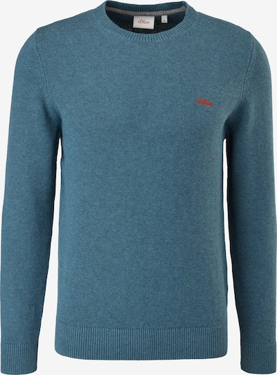 s.Oliver Pullover in Petrol, Item view