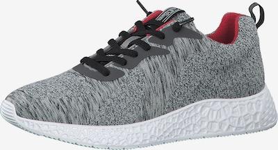 Sneaker bassa s.Oliver di colore pietra / grigio sfumato, Visualizzazione prodotti