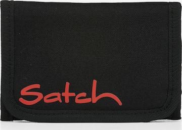 Porte-monnaies Satch en noir