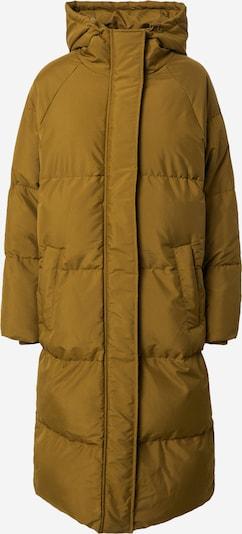 minimum Wintermantel 'Flawola 7802' in de kleur Olijfgroen, Productweergave
