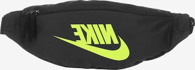 Nike Sportswear Gürteltasche 'Heritage' in gelb / schwarz, Produktansicht