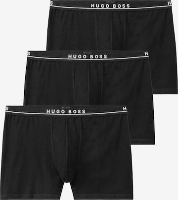 BOSS Casual Boxershorts i svart