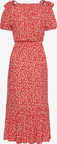 VIVANCE Kleid in Rot