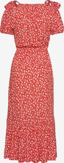 VIVANCE Kleid in rot / weiß, Produktansicht