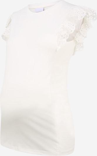 MAMALICIOUS Shirt in weiß, Produktansicht