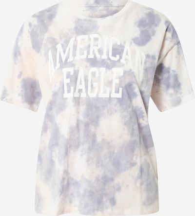 American Eagle Camiseta en mezcla de colores, Vista del producto