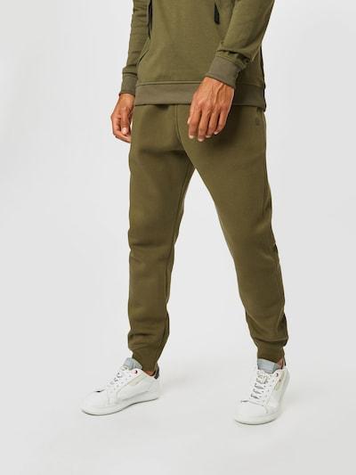 G-Star RAW Broek in de kleur Kaki, Modelweergave