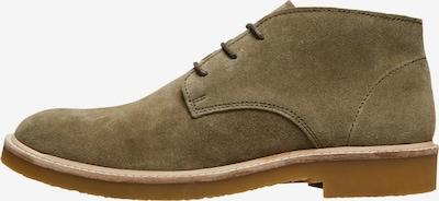SELECTED HOMME Chukka Boots 'Luke' in oliv, Produktansicht