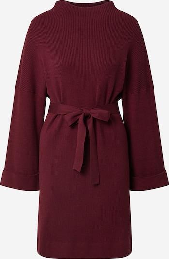 EDITED Dress 'Nata' in Burgundy, Item view
