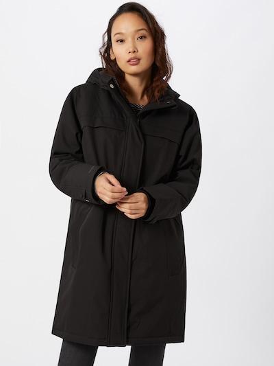Demisezoninis paltas 'Naviri 7113' iš minimum , spalva - juoda, Modelio vaizdas
