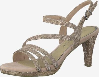 MARCO TOZZI Sandále - béžová, Produkt