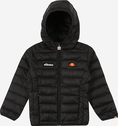 ELLESSE Prehodna jakna 'Valentina' | črna barva, Prikaz izdelka