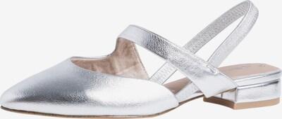 TAMARIS Ballerina in silber, Produktansicht