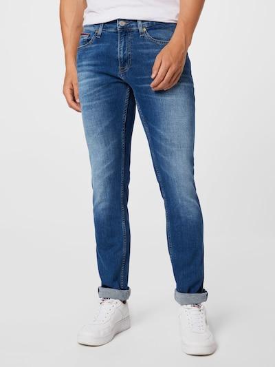 Tommy Jeans Jeans 'Scanton' in blue denim, Modelansicht