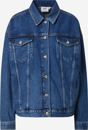 NA-KD Jacke in blau / weiß, Produktansicht