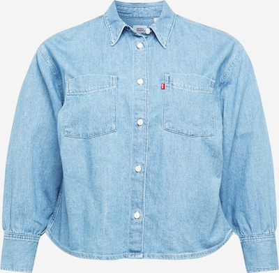 Levi's® Plus Blouse 'ZOEY' in Light blue, Item view