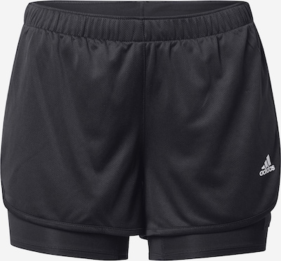 ADIDAS PERFORMANCE Sports trousers 'Marathon 20' in black, Item view