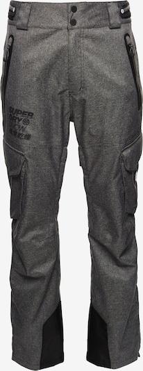 Superdry Snow Pantalon outdoor 'Ultimate Snow Rescue' en gris, Vue avec produit