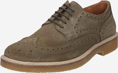 zöld SELECTED HOMME Fűzős cipő 'SLHLUKE', Termék nézet