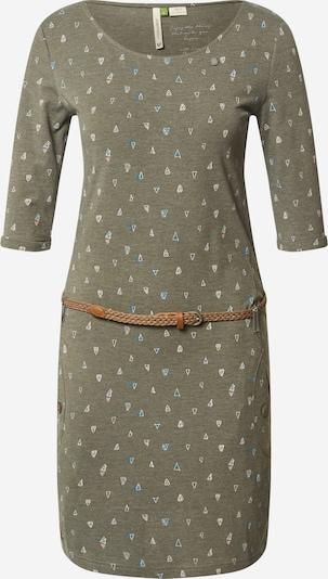 Ragwear Robe 'Tanya' en olive, Vue avec produit