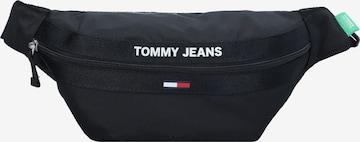 Borsetă de la Tommy Jeans pe negru