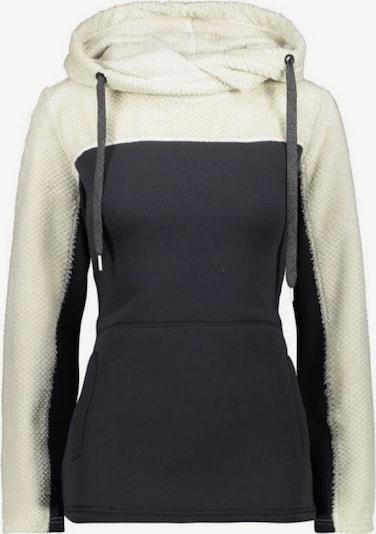 CMP Pullover in beige / grau, Produktansicht
