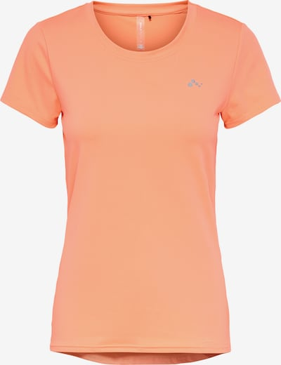 ONLY PLAY Functional shirt 'Clarissa' in grey / coral, Item view