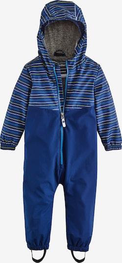 KILLTEC Functioneel pak in de kleur Blauw / Geel / Wit, Productweergave