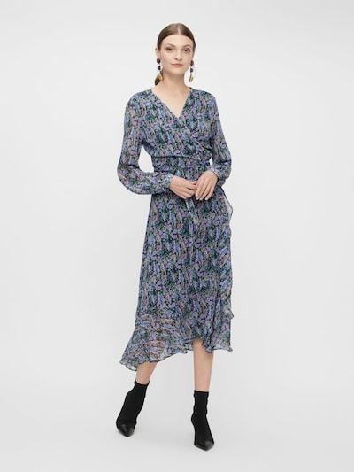 Y.A.S Kleid 'ESMERALDA' in blau / grün / pink, Modelansicht