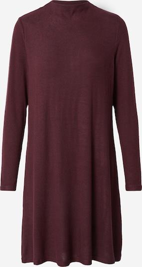 Megzta suknelė 'KLEO' iš ONLY, spalva – vyno raudona spalva, Prekių apžvalga
