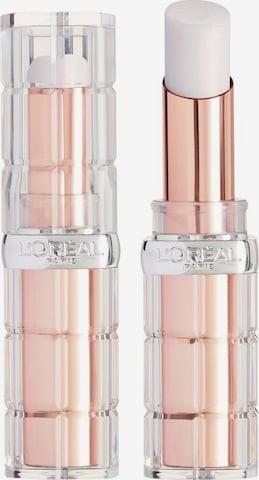 L'Oréal Paris Lippenstift 'Color Riche Plum & Shine' in Weiß