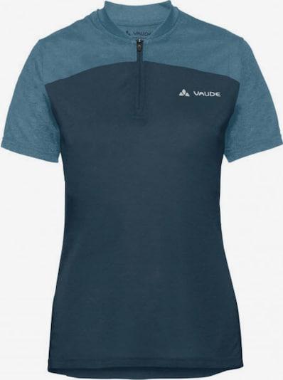 VAUDE Shirt ' Tremalzo  ' in blau, Produktansicht