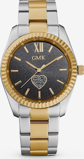 Guido Maria Kretschmer Jewellery Analog Watch in Gold / Black / Silver, Item view