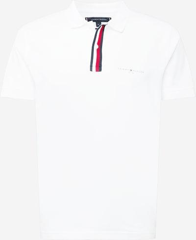 Marškinėliai iš TOMMY HILFIGER, spalva – tamsiai mėlyna / ugnies raudona / balta, Prekių apžvalga